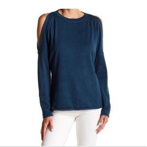 John + Jenn NEW Blue Sweater